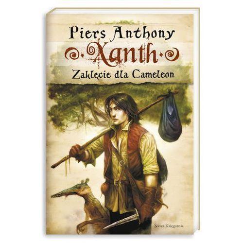 XANTH 1. ZAKLĘCIE DLA CAMELEON Piers Anthony (9788310121080)