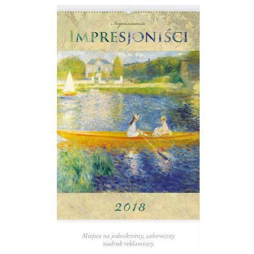 Kalendarz wieloplanszowy impresjoniści rw11 marki Lucrum