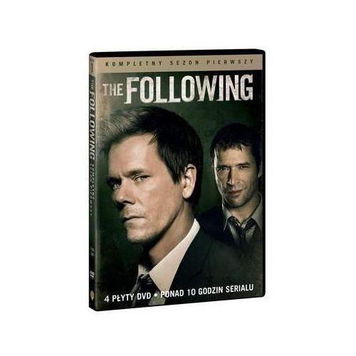 Warner bros. Following. sezon 1 (dvd) - marcos siega, joshua butler