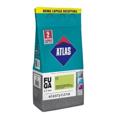 Fuga elastyczna Atlas, W-FU001-B0220-AT2B