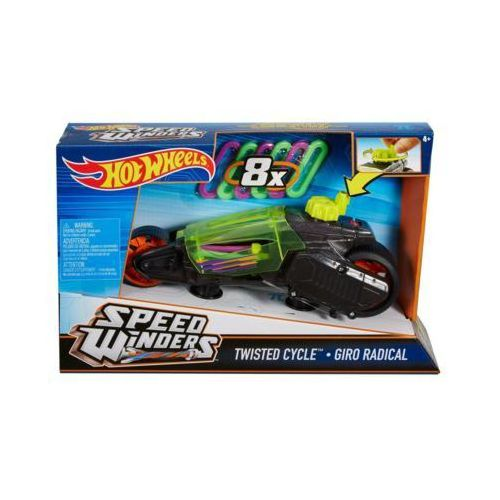 Mattel HOT WHEELS Autonaktręciaki Wyścigówki DBP67