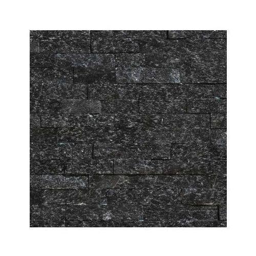 Stones kamień naturalny nero 360-400x100x14-17mm op. 0,43m2