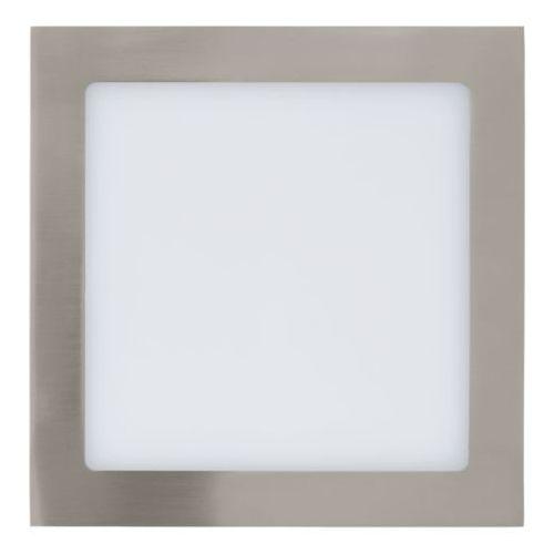 Oprawa sufitowa 1x16,47w fueva 1 22,5 cm - satynowy nikiel promocja!, 31677 marki Eglo