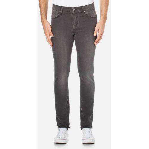Cheap Monday Men's 'Tight' Skinny Fit Jeans - Tight True Grey - W32/L32 z kategorii Pozostałe