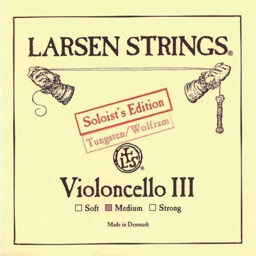 Larsen (639434) struna do wiolonczeli - g solo - medium 4/4