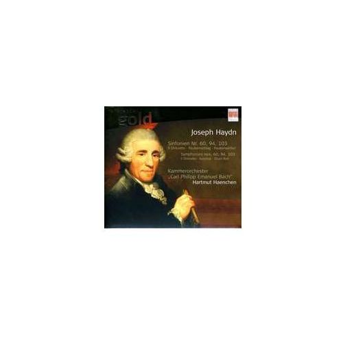 Joseph Haydn - Symphonies Nos. 60, 94, 103 - Il Distratto, Surprise, Drum Roll (0782124151720)