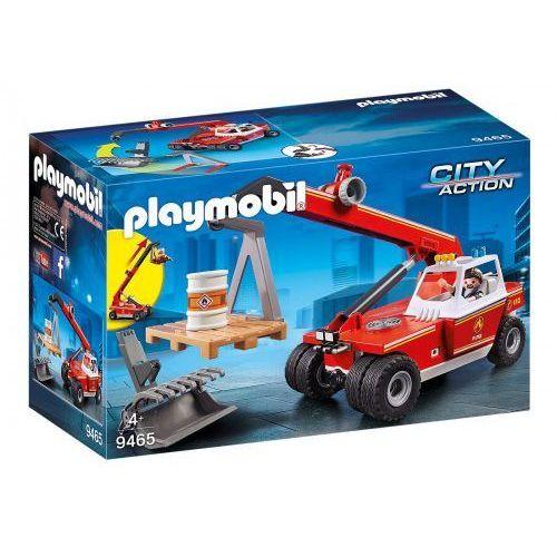 Playmobil ® City Action Strażacki ładowarka teleskopowa 9465