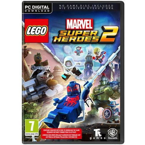 OKAZJA - LEGO Marvel Super Heroes (PC)