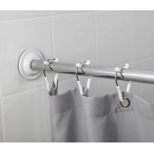 Umbra - uchwyty pod prysznic flex, białe