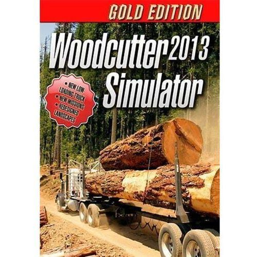 Woodcutter Simulator 2013 (PC)