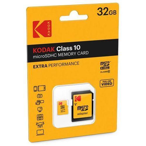 Kodak Karta pamięci microsdhc 32 gb class 10 (3126170158352)