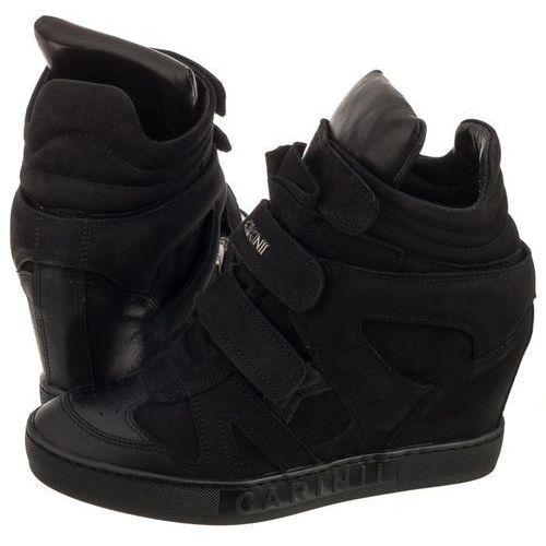 Sneakersy Carinii Czarne B3953/N (CI226-e)