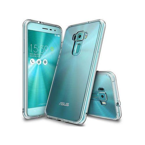 """Etui Ringke Fusion Asus Zenfone 3 5,5"""" Crystal View - Przezroczysty (8809478829449)"""