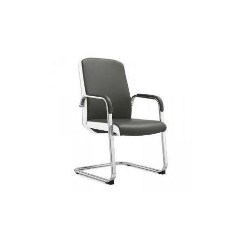 Fotel Kosmetyczny Rico C1501 Szaro-Biały, 10002_22464
