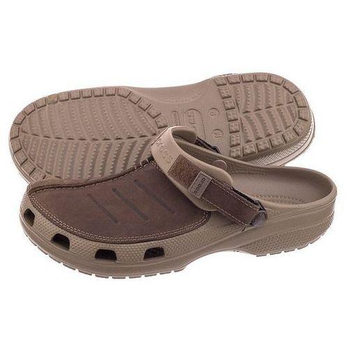 Klapki Crocs Yukon Mesa Clog M Khaki 203261-23G (CR102-b)