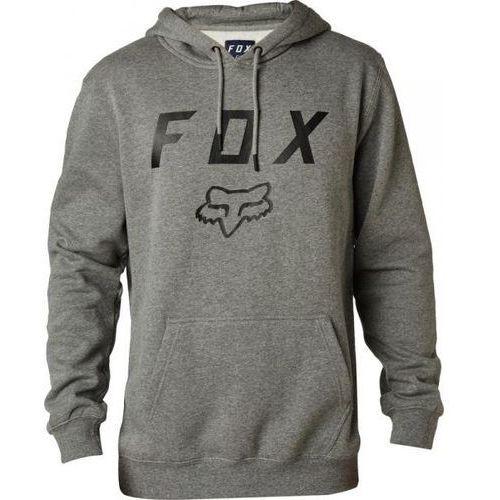 Bluza fox z kapturem legacy moth heather graphite marki Fox_sale