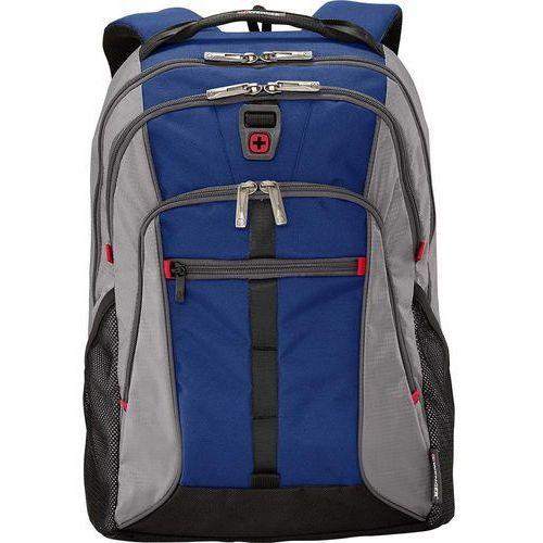 01cbbd4e5cbca Wenger Plecak blue grey lycus (602660)