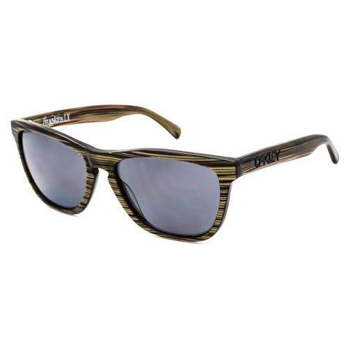 Okulary Słoneczne Oakley OO2043 GLOBAL FROGSKIN LX Polarized 204309