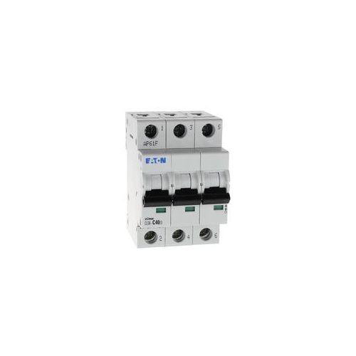 Wyłącznik nadprądowy 3P CLS6 C 40A 6kA AC 270424 Eaton Electric