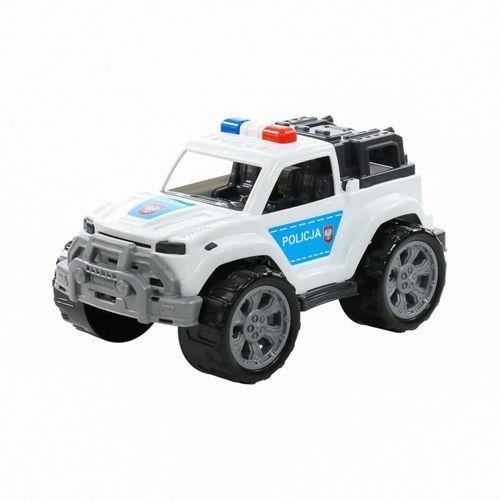 Samochód legion patrolowy policja marki Wader-polesie