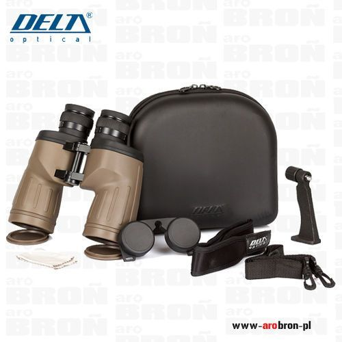 Delta optical Lornetka extreme 10x50 ed - 5 lat gwarancji