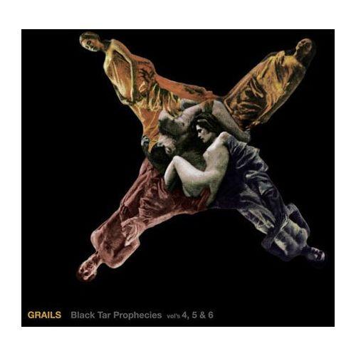 Grails - Black Tar Prophecies Vol's 4 / 5 & 6 (0656605318714)