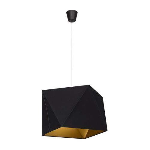 Lampa wisząca Tyrus Z2 czarna Producent Lampex, kolor Srebrny