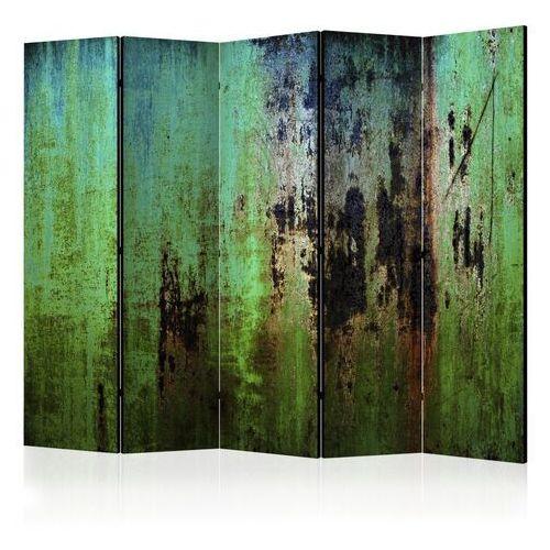 Parawan 5-częściowy - szmaragdowa zagadka ii [room dividers] marki Artgeist