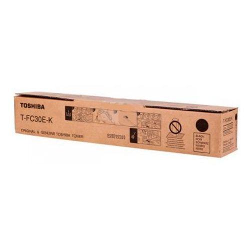 Toshiba Toner t-fc30e-k black do kopiarek (oryginalny) [38.4k]