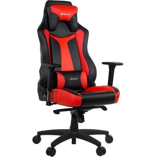 fotel gamingowy vernazza, czarny/czerwony (vernazza-rd) marki Arozzi