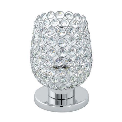 Eglo BONARES 1 Lampa stołowa Chrom, 1-punktowy - Nowoczesny - Obszar wewnętrzny - 1 - Czas dostawy: od 8-12 dni roboczych (9002759948993)