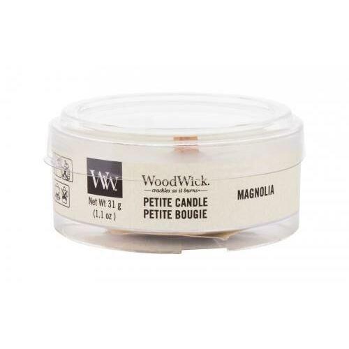Woodwick magnolia świeczka zapachowa 31 g unisex