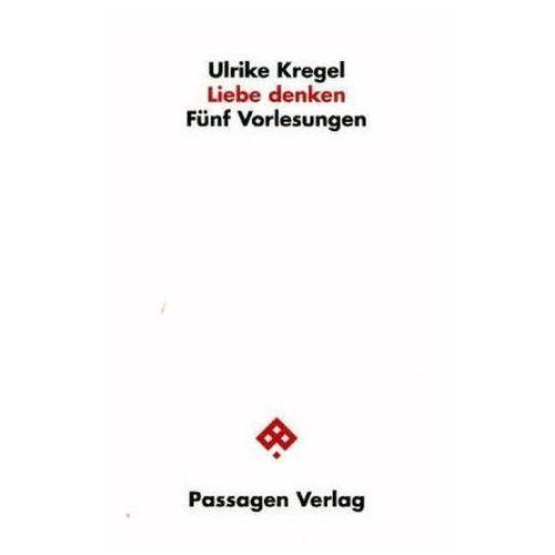 Liebe denken Kregel, Ulrike