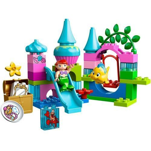 Lego DUPLO Podwodny zamek arielki 10515