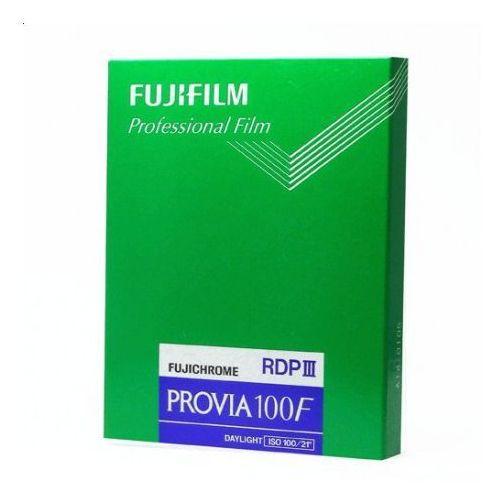 Fujifilm Fuji provia 100f 4x5