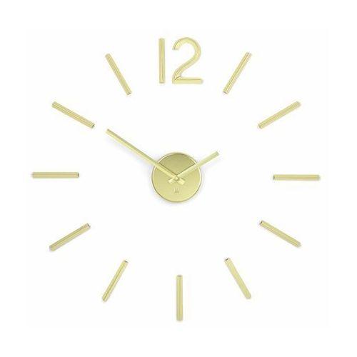 Zegar DIY Umbra Blink brass 100 cm, 1013169-104