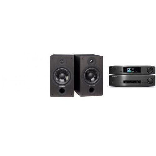 Zestawy Cambridge audio cxa60 + cxn + sx60