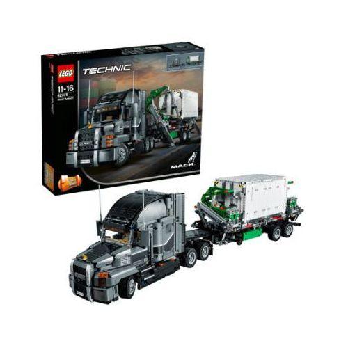 OKAZJA - Lego TECHNIC Mack anthem mack anthem 42078