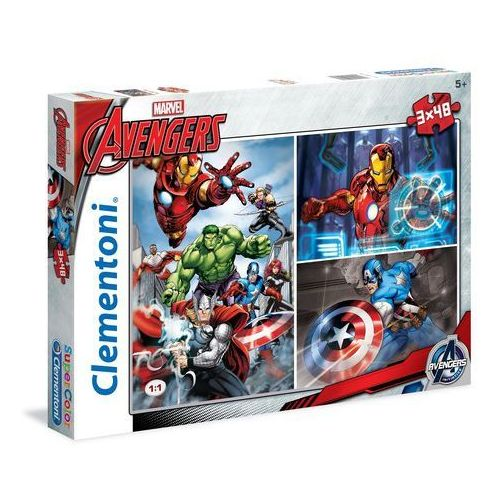 Clementoni , puzzle avengers