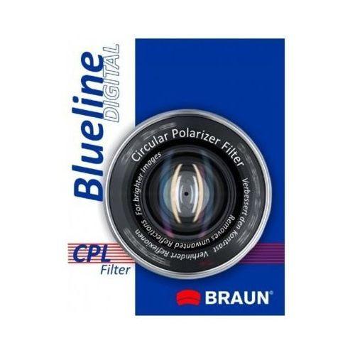 Filtr BRAUN CPL Blueline (37 mm) (4000567141709)