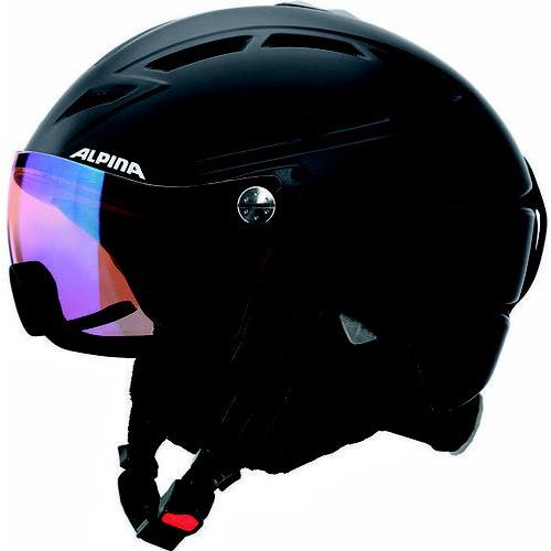 griva visier vhm - kask narciarski z szybą wizjer r. 58-61 cm marki Alpina