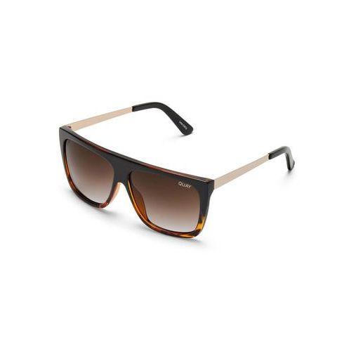 Okulary słoneczne qc-000273 otl ii tortfd/brn marki Quay australia