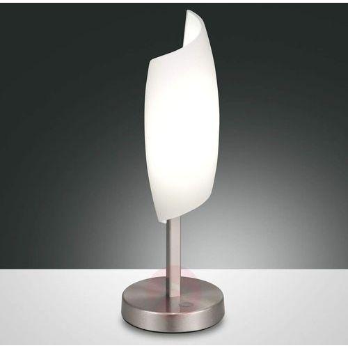 Fabas luce Zawiera dmuchane szkło – lampa stołowa led roxie
