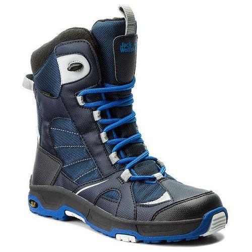 Śniegowce JACK WOLFSKIN - Boys Snow Ride Texapore 4012042 Vibrant Blue S