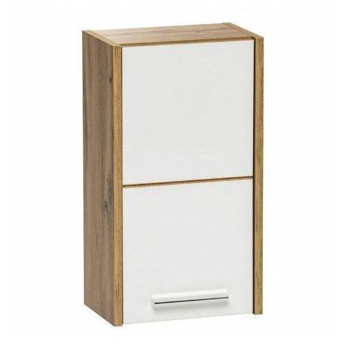 Wisząca górna szafka łazienkowa - Madryt 5X Biały