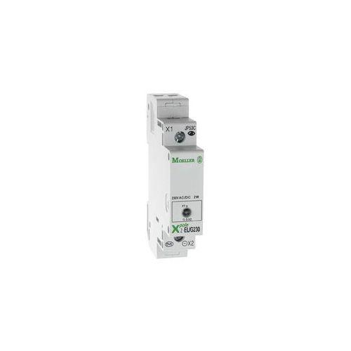 Lampka sygnalizacyjna 1 fazowa zielona 230V AC/DC na szynę TH 35 Z-EL/G230 284922 Eaton Electric