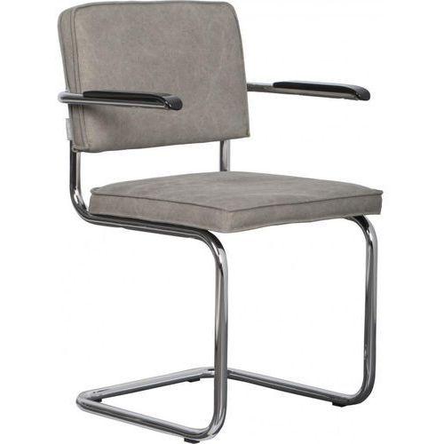 krzesło ridge brushed vintage zielone 1100112 marki Zuiver