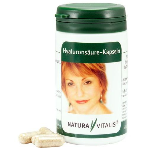 Kapsułki Kapsułki z kwasem hialuronowym – kwas hialuronowy