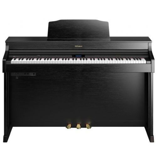 hp 603 a cb pianino cyfrowe kolor czarny marki Roland