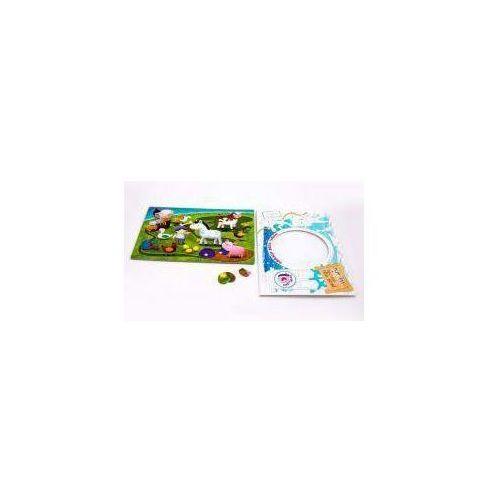 Puzzle Smyka Podróżnika - Na wsi